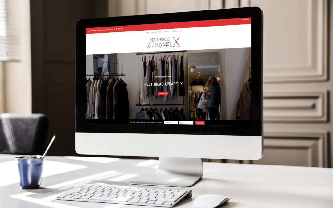 RedThread Apparel X Website Launched