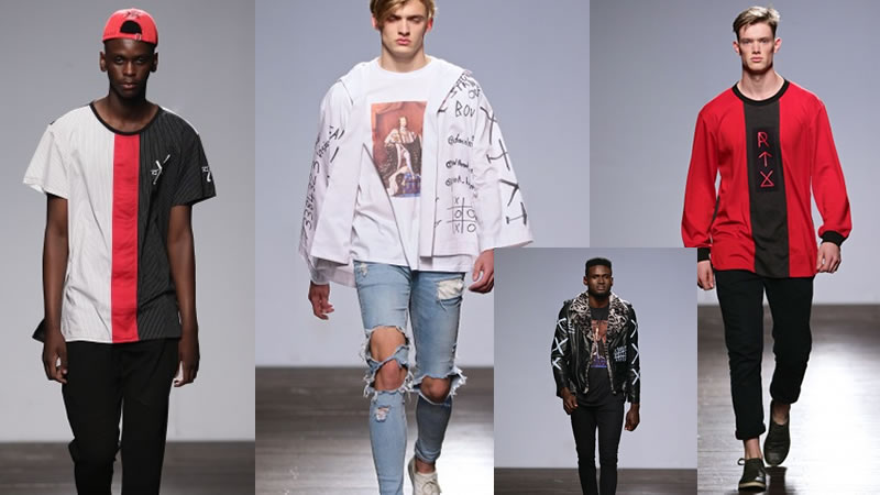 RedThread Apparel X showcased the Immortal Collection at South African Menswear Week – Cape Town